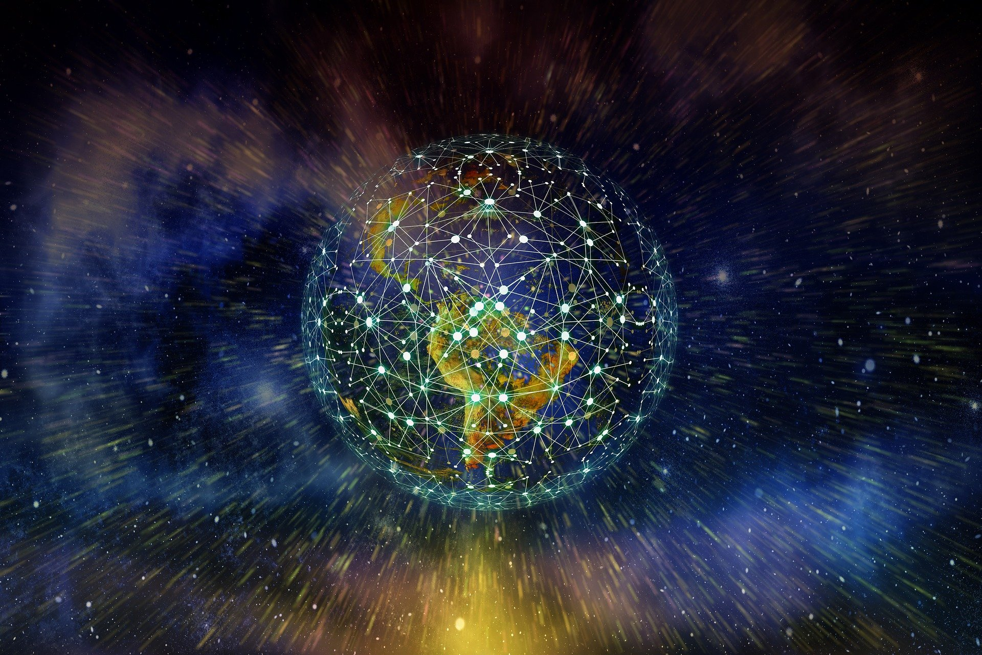 Earth Network Blockchain