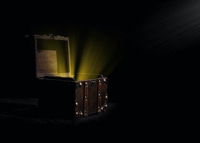 Light Inside Chest Box