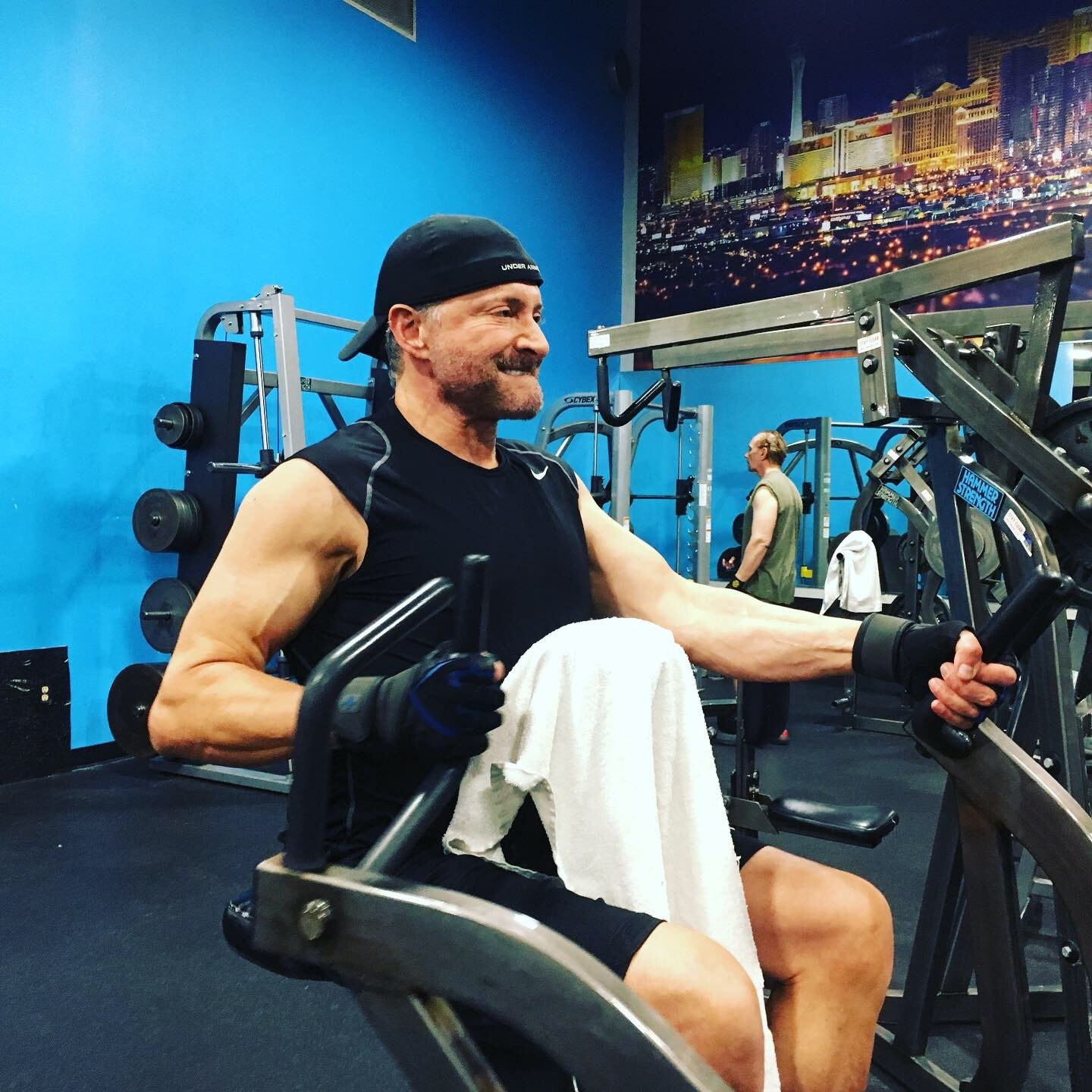 James arthur ray working out