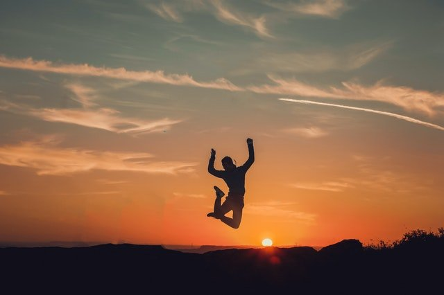Person Jumping