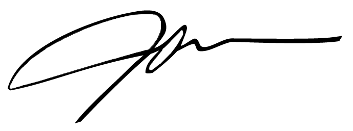 James Arthur Ray Signature