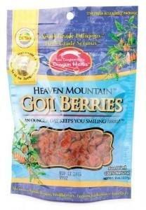 Haven Mountain Goji Berries