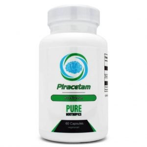 Piracetam Pure Toothpics plastic container