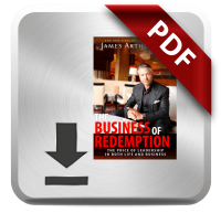James Arthur Ray Business of Redemption PDF