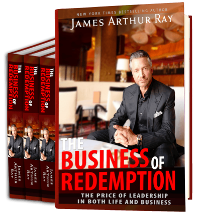 James Arthur Ray The Business of Redemption