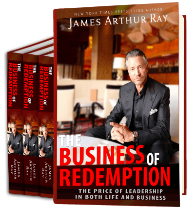 James Arthur Ray Business of Redemption book